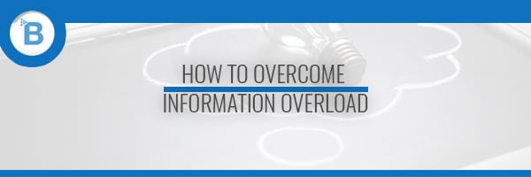 Information Overload header